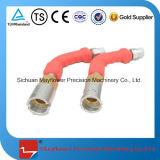 液化天然ガス銃のステンレス鋼の端末に燃料を供給するための低温学の帰りのガスノズル