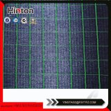 20s +150d+40dの青および緑の小切手のPaternの編むデニムのファブリックによって保存される販売