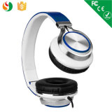 Écouteur pliable mobile stéréo bas superbe de musique