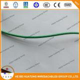 600 14 вольтов провода здания AWG сели на мель датчиком, котор Thhn