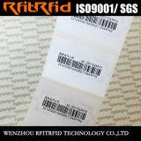 Étiquettes passives programmables d'étiquette d'IDENTIFICATION RF de long terme de fréquence ultra-haute