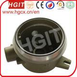 Máquina de dispensación de la espuma de la PU y del silicio