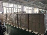 Crear el recinto del control para requisitos particulares del metal del rectángulo de distribución de la energía eléctrica