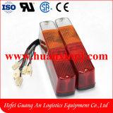 Lichte LEIDENE van de Vorkheftruck van Hangcha Staart Lichte 24V 235*45*60mm