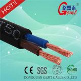 모든 증명서를 가진 고품질 PVC에 의하여 격리되는 다중 코어 케이블 구리 전기선 조종 케이블