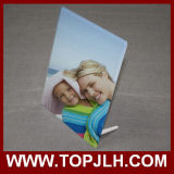sublimation de bâti de photo en verre Tempered de 15*20cm