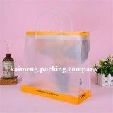 Module en plastique de sacs de café de PVC d'impression de luxe de modèle avec le traitement (sac de module de café)