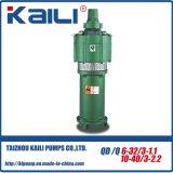 QD&Q mehrstufige elektrische versenkbare Wasser-Pumpen (mit 6 Antreibern)