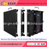 Light & Magro Full Color SMD2121 indooor Aluguer P4.81 Painel LED