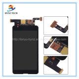 ソニーE4g E2033 E2006 E2003 LCDの表示のタッチ画面アセンブリのための携帯電話LCD