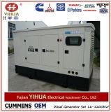 potencia diesel Gensets del generador 150kVA con Cummins Engine