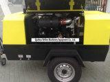 Kaishan Lgcy-2.5/7 Diesellaufwerk-Towable Schrauben-Luftverdichter