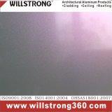 Matière composite en aluminium de B1 de Willstrong franc jusqu'à 6mm épais