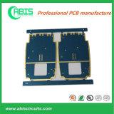 10 년을%s 가진 다중층 Enig 회로판 PCB 경험 (잡종 가장자리 금 도금 8개의 층 Enig Rogers4003+Fr4)