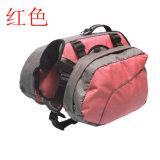 Grand harnais d'animal familier de crabot avec le sac à dos (YD636-1)