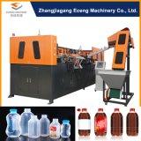 Máquina que sopla de la botella de agua mineral