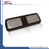 LEDのバイザーライト(LTE527)を結合する警告の手段