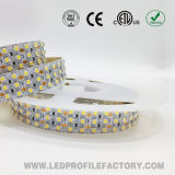 Barra flexible 12/24V IP67 RGB de la tira de la cinta LED del J. GS3528-360 LED