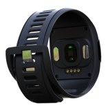 Het Waterdichte Slimme Horloge van 0.96 Duim OLED IP65 met Dubbele Banden Bluetooth & het Dynamische Tarief van het Hart, ECG, Bloeddruk, Monitor 2 van de Slaap