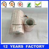 una cinta más barata de la hoja del cobre del precio de 0.07m m