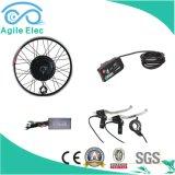 elektrischer Naben-Bewegungsinstallationssatz des Fahrrad-350W mit LED-Bildschirmanzeige