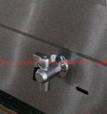 サーモスタットを搭載するカウンタートップのステンレス鋼のガスのフライヤー