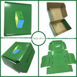 Обыкновенная толком оптовая продажа шаблона коробки ботинка (FP0200083)