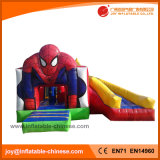 Spiderman Opblaasbare Combo die Boucer met Dia (T3-311) springt