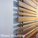 Доска стены строительного материала деревянная отливая в форму обходя вспомогательное оборудование настила