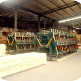 Фонарик китайского утюга металла деревянный для рождества