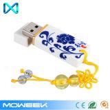 Neuer Art USB-Stock keramisches USB-grelles Feder-Laufwerk