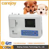 Digitaces veterinarias una máquina Ce/ISO del electrocardiógrafo ECG EKG-901V-2 del canal certificada - Fanny