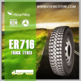 neumático del neumático TBR de Everich del neumático del carro de la marca de fábrica de 10.00r20 Kapsen con de calidad superior