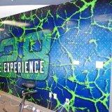 Customized Design de papel de parede de vinil autoadesivo de alta resolução de design maravilhoso