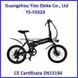 Premier E-Cycle 250W de vente chaud Myatu Israël pliant le vélo électrique de cycle