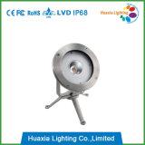 27watt 316 스테인리스 LED 수중 빛, LED 수중 반점 빛