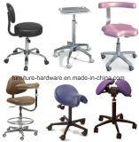 El hardware del reemplazo de los muebles parte la base del asiento del eslabón giratorio para las sillas dentales