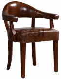 Деревянная конструкция обедая сбор винограда стула обедая стулы обитые стулами