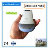 Sonde sans fil tenue dans la main d'ultrason pour la clinique