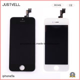 Экран LCD касания мобильного телефона для индикации рамки металла iPhone 5s