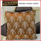 Almohadilla decorativa del terciopelo de la manera del amortiguador del bordado (EDM0316)