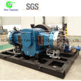 Compresor de alta presión del diafragma de la presión 0.7-23MPa del gas del helio