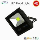 luz de inundación de 20W LED con precio bajo impermeable de la MAZORCA de Epistar