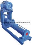 Xinglong Xg Serien-weiterkommende Kammer-einzelne Schrauben-Pumpe