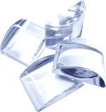 Dispensadores del hielo y del hielo de agua con el diseño del acero inoxidable (25kg al día)