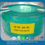 Preiswerte antistatische grüne glatte Belüftung-Plastikvinylstreifen-Vorhang-Tür Rolls