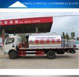 Pequeno caminhão de aspersão asfáltica de 4 toneladas para venda