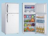 холодильник замораживателя двойной двери DC 12V Solar Energy