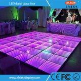 Interaktiver Bildschirm LED-Digital Dance Floor für Stadium, Ereignisse, Wedding