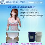 Жидкостная силиконовая резина для делать заново родившийся куклы младенца
